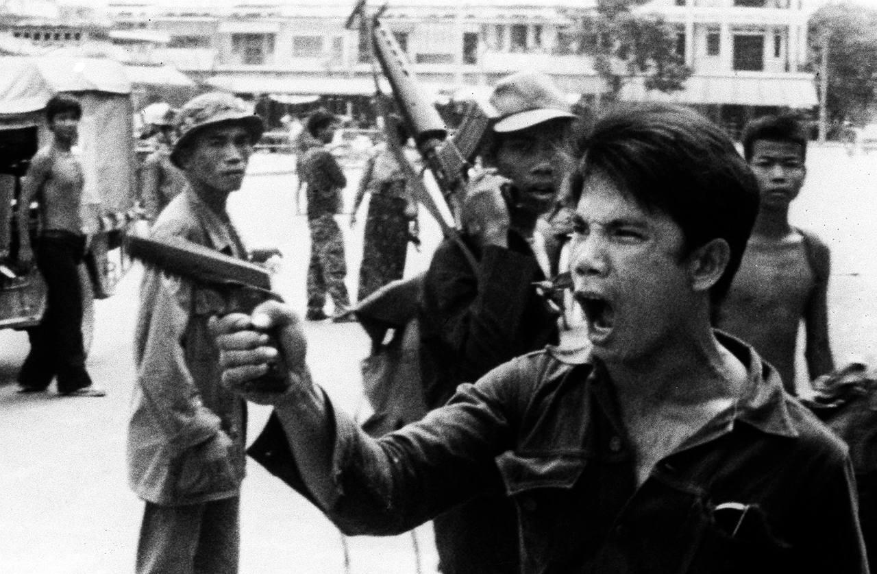 Khmer Rossi Cambogia