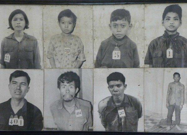 Vittime guerra Cambogia