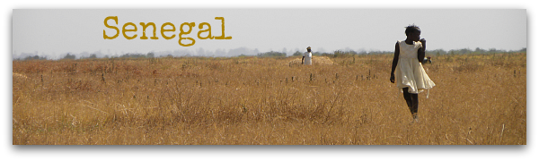 Senegal fotografie
