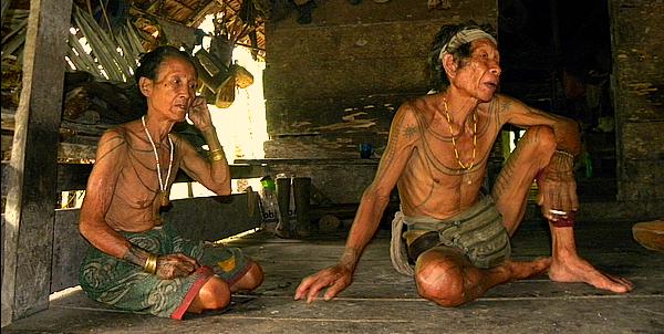 Coppia mentawai