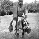 I Dayak, ex tagliatori di teste (Borneo, Indonesia)