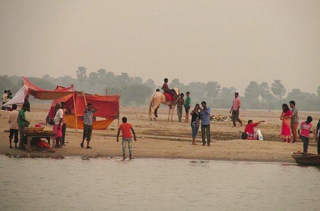 Life on Gange