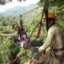 Tree Top Explorer: zipline, trekking e vie ferrate nella giungla del Laos