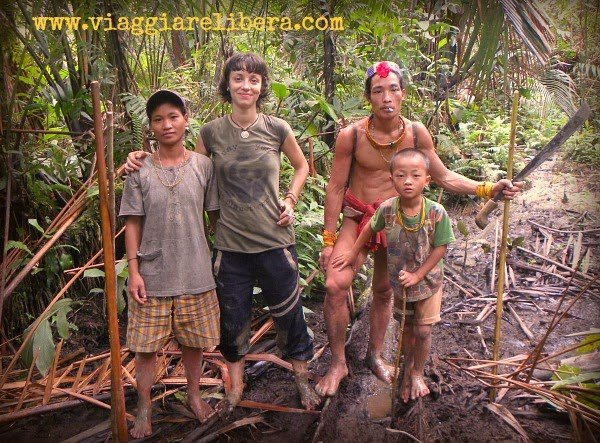 Trekking Mentawai Indonesia