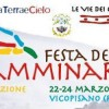 Festa del camminare 22/24 marzo (Toscana)