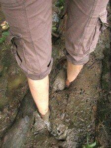 trekking Mentawai