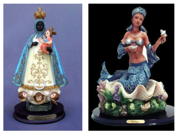 Virgen de la Regla-Yemayà