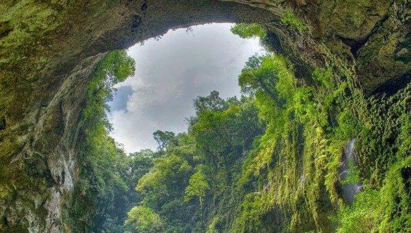 Son-doong-foresta-Vietnam