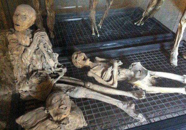 Mummie di Ferentillo