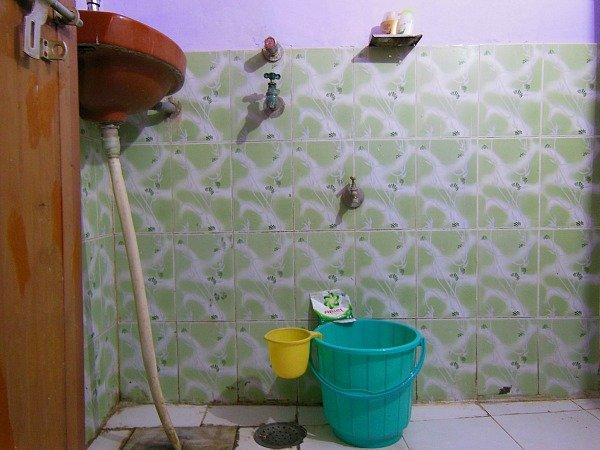 Bagno (e lavanderia)