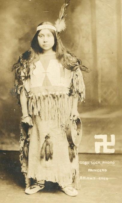 Donna Navajo, fine 1800