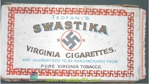 Sigarette Swastika