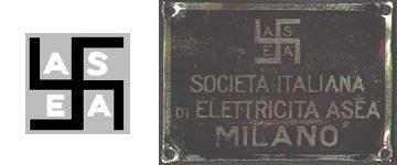 Logo Società Elettrica Asea