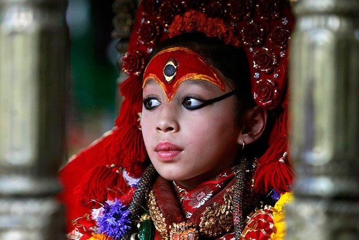Yunika Kumari Devi in Nepal