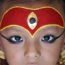La Kumari Devi in Nepal: la dea bambina dell'induismo