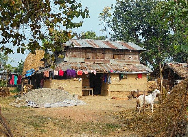 Villaggi Tharu