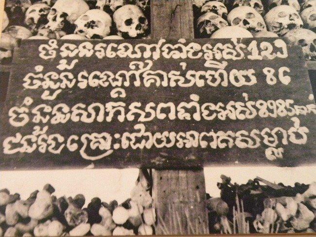 cartello khmer rossi cambogia