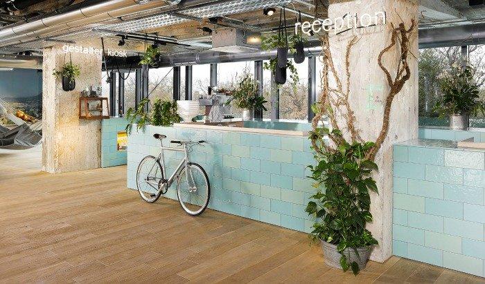 Eco-hotel a Berlino