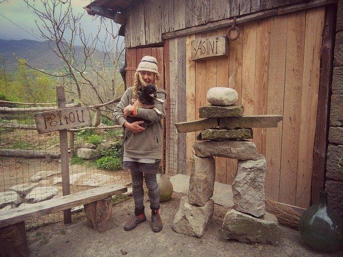 Anna Grilli terra Tashi
