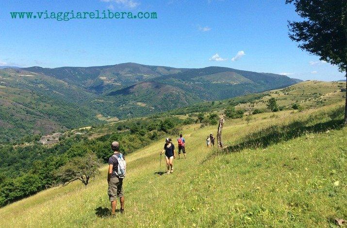 Trekking Cevennes