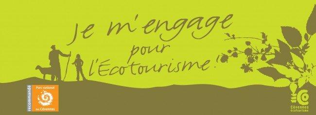 Banner dell'Associazione ECOTURISMO Cevennes