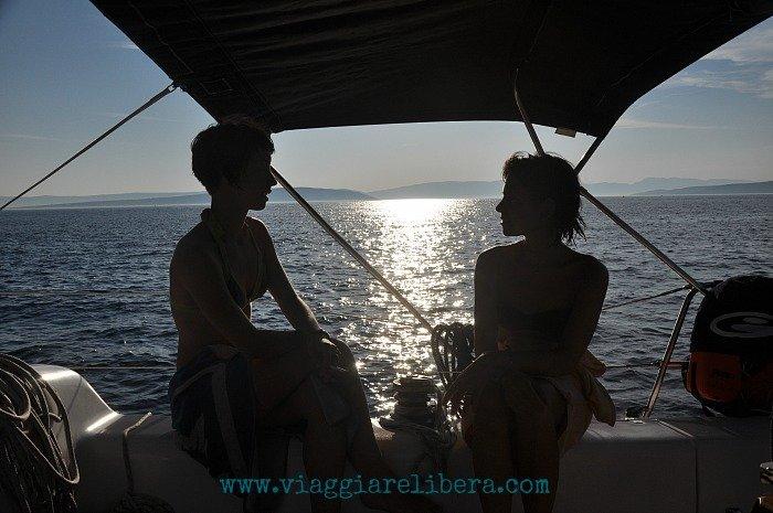Viaggi sostenibili in barca a vela