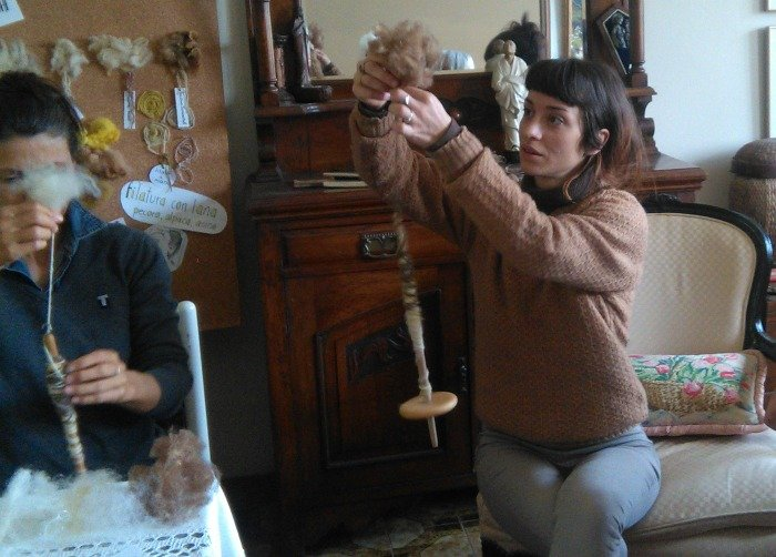Valentina filatura lana