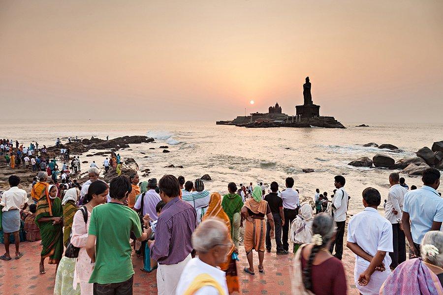 Spiagge Tamil Nadu India