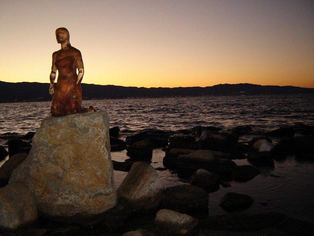 Fata statua Morgana Reggio Calabria