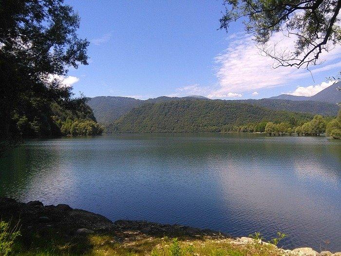 Lago del Corlo Belluno