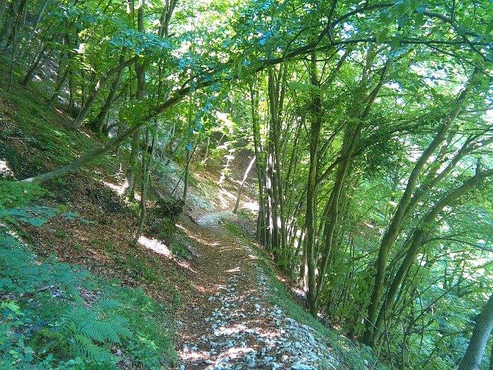 trekking Lago Arsié