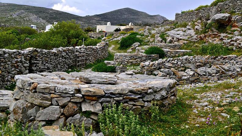Natura Isola Armorgos Grecia