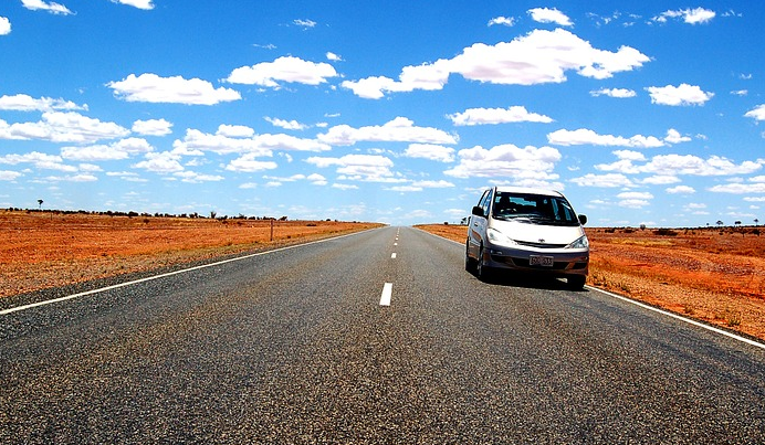 Noleggiare un auto in viaggio