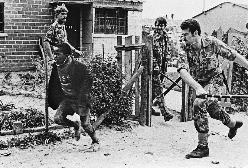 Storia Apartheid SudAfrica