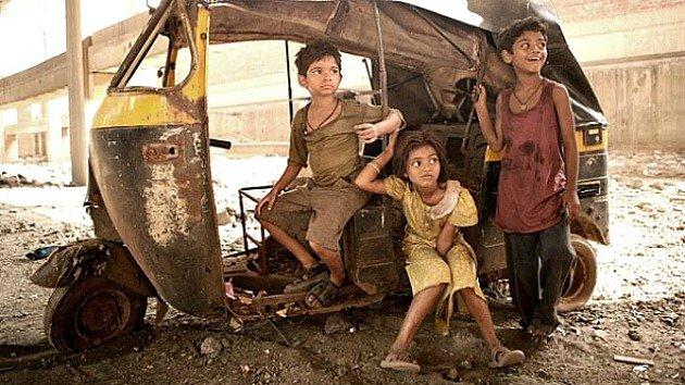 bambini di strada India