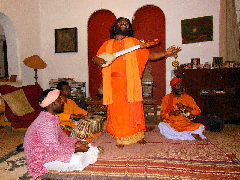 Baul India