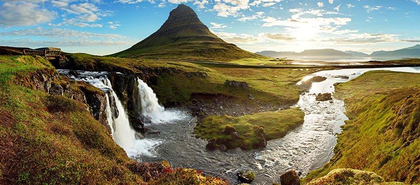 Trekking Islanda rifugi montani
