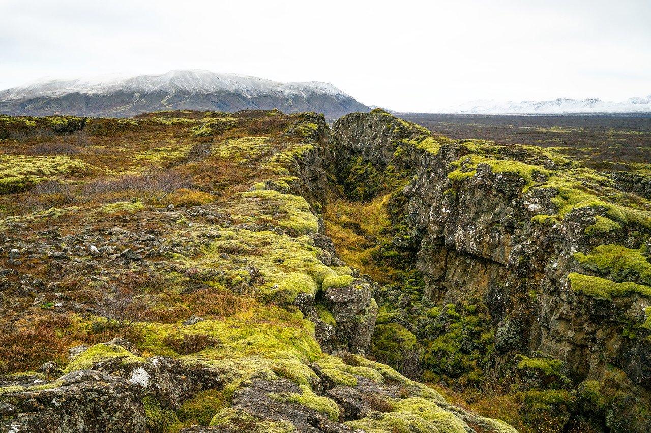 Þingvellir National Park Islanda