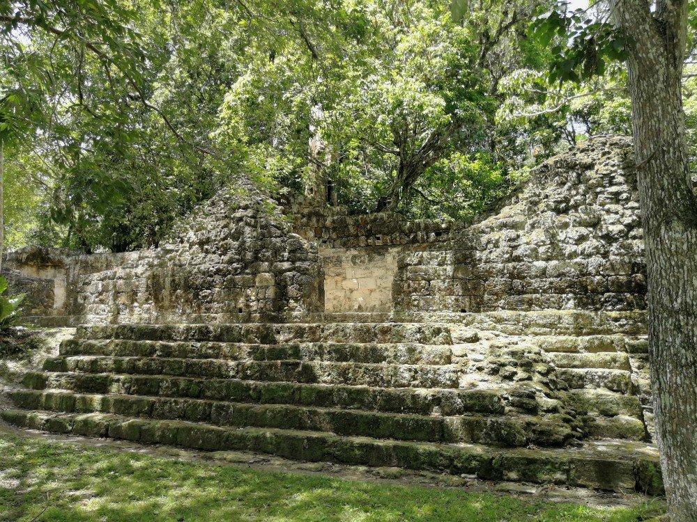 rovine maya Guatemala-min