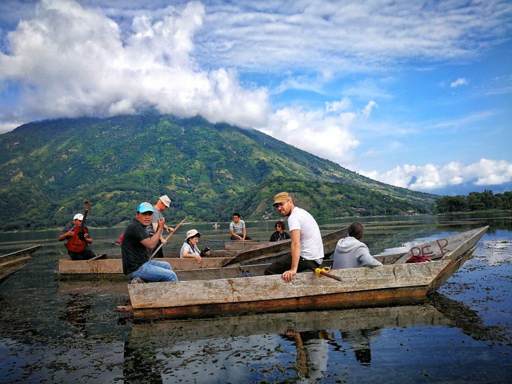 Alessandro Masini Lago Atitlan
