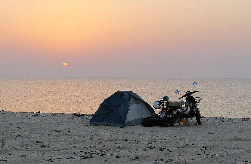 Campeggio-in-Oman