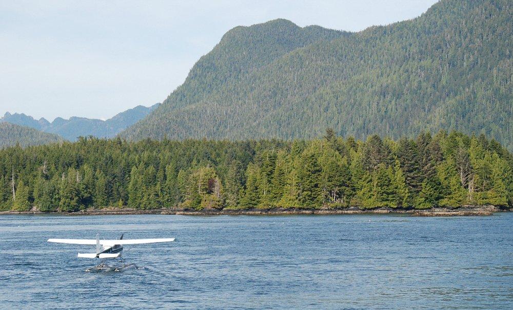 Aeroplano Alaska