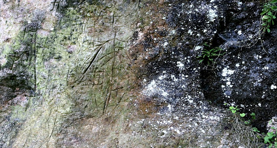 Graffiti preistorici Val d'Assa