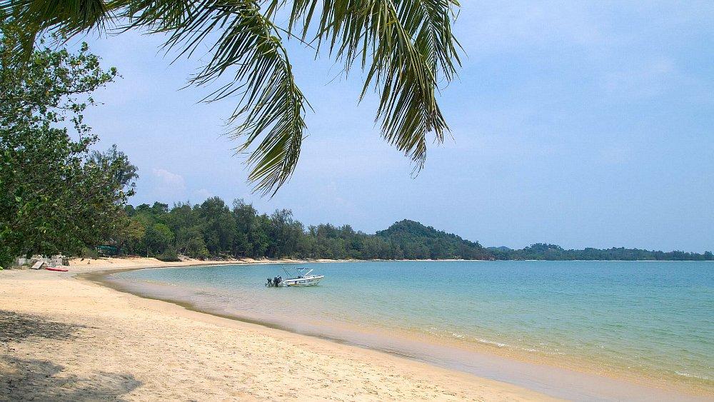 Spiaggia koh-phayam