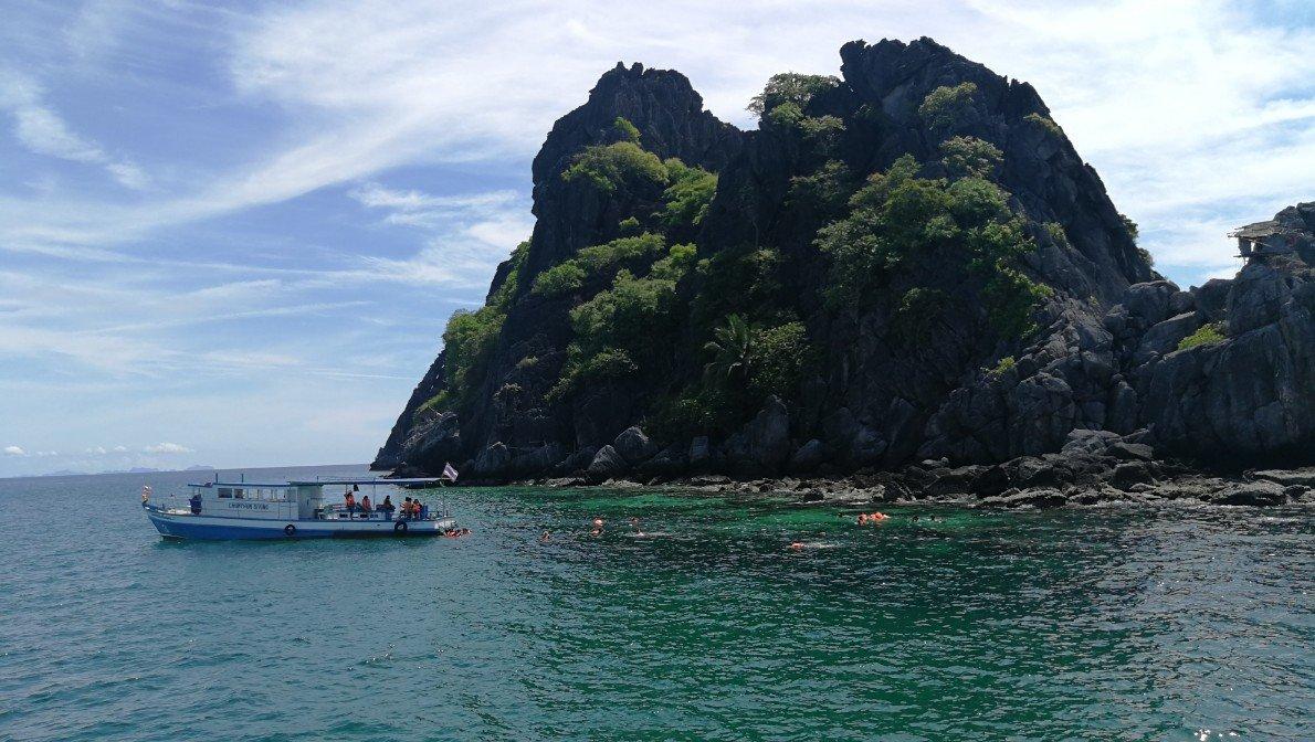 mare thailandia