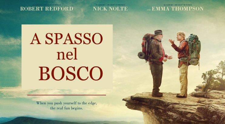 Film A spasso nel Bosco