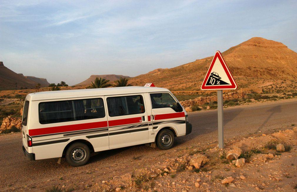 Louage Tunisia