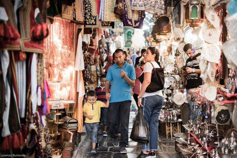 Medina a Tunisi