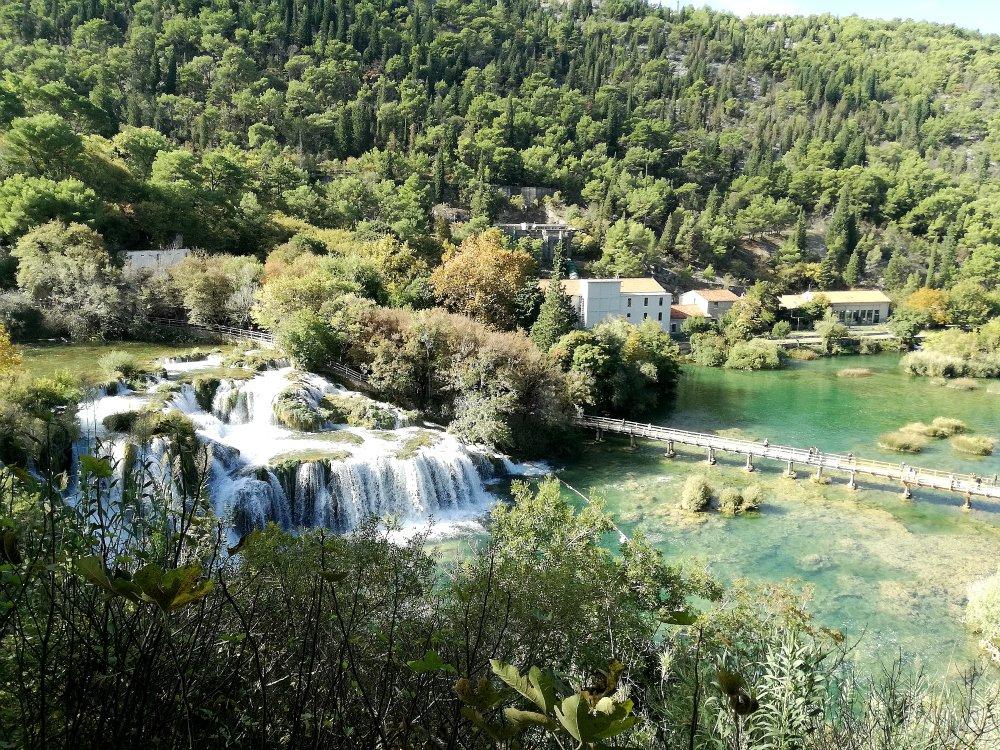 Parco Krka Croazia