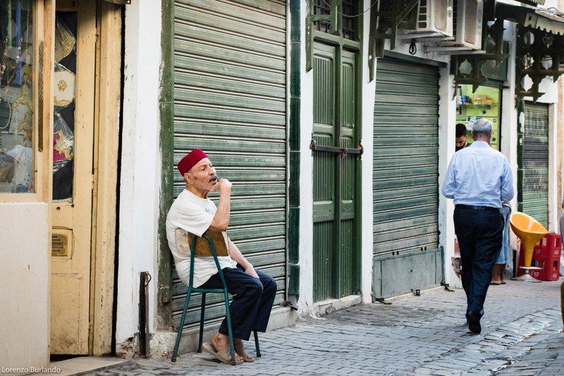 Strade di Tunisi
